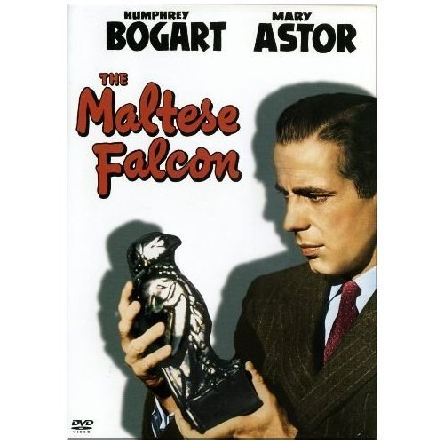 The Maltese Falcon - with BONUS FEATURES DVD Image