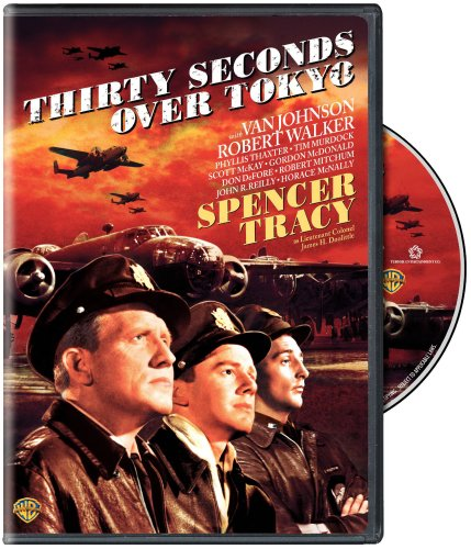 Thirty Seconds Over Tokyo DVD Image