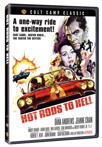 Hot Rods To Hell DVD Image