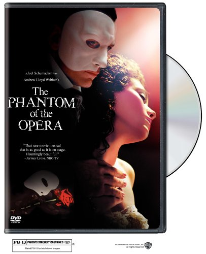 Phantom Of The Opera (Pan & Scan/ Special Edition) DVD Image