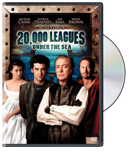 20,000 Leagues Under the Sea (with Movie Cash) DVD Image