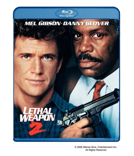 Lethal Weapon 2 (Blu-ray) DVD Image