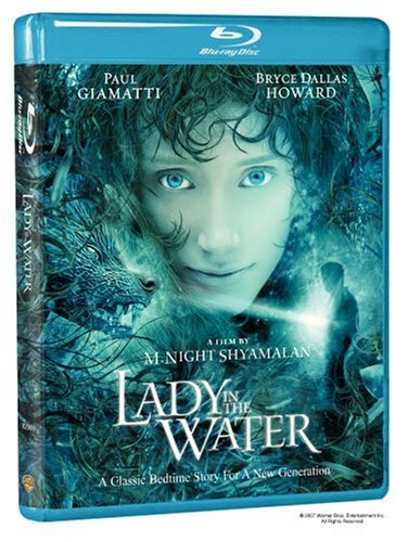 Lady In The Water (Widescreen/ Blu-ray) DVD Image