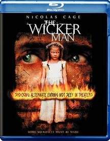 The Wicker Man (2006) (Rated and Unrated) [Blu-ray] DVD Image