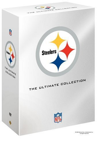NFL Pittsburgh Steelers Giftset DVD Image