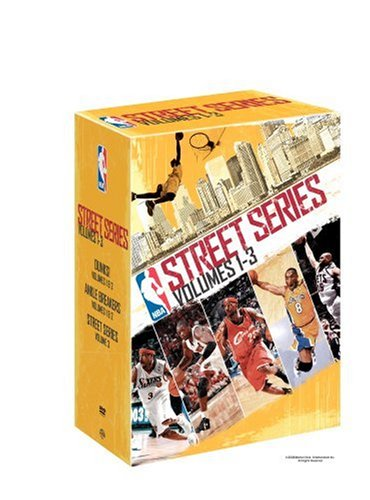 NBA: Street Series, Vol. 1 - 3 (Giftset) DVD Image