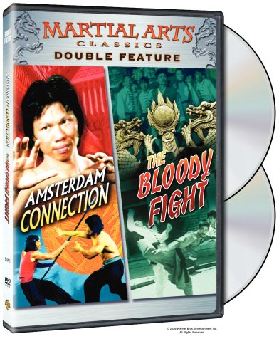 Amsterdam Connection (Warner Brothers) / Bloody Fight DVD Image