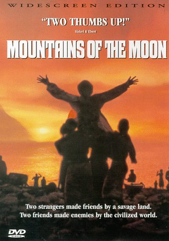 Mountains Of The Moon (Pioneer) DVD Image
