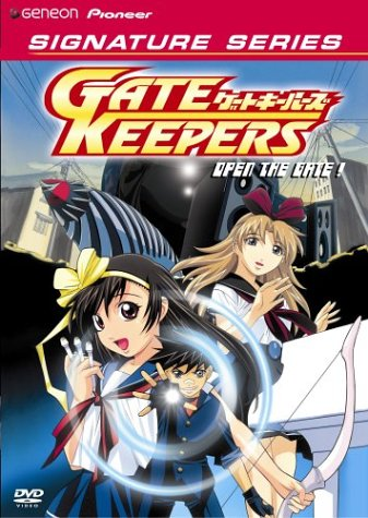 Gate Keepers #1: Open The Gate (Signature Series) DVD Image