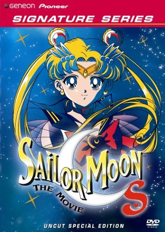 Sailor Moon S: The Movie: Hearts In Ice (Signature Series) DVD Image