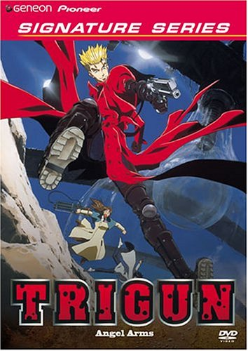 Trigun #5: Angel Arms (Signature Series) DVD Image