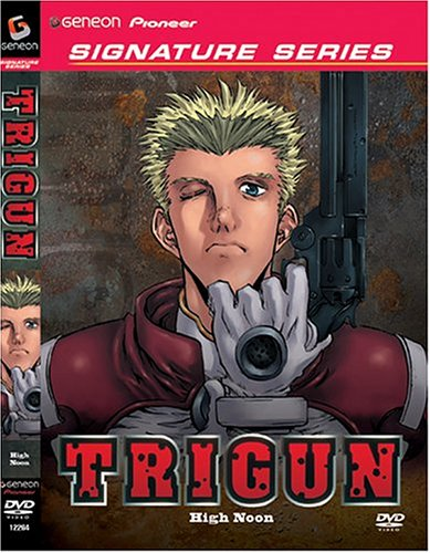 Trigun #8: High Noon (Signature Series) DVD Image