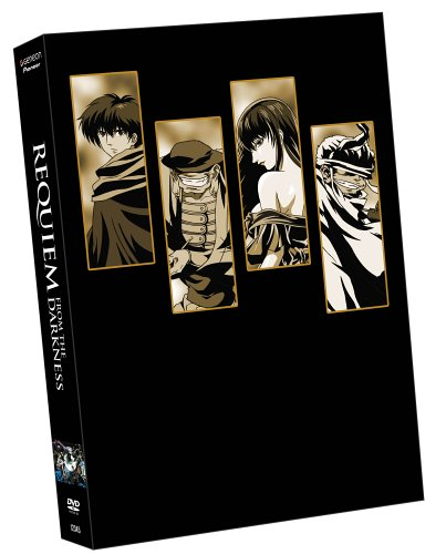 Requiem From The Darkness # 1 - 4 (Box Set) DVD Image