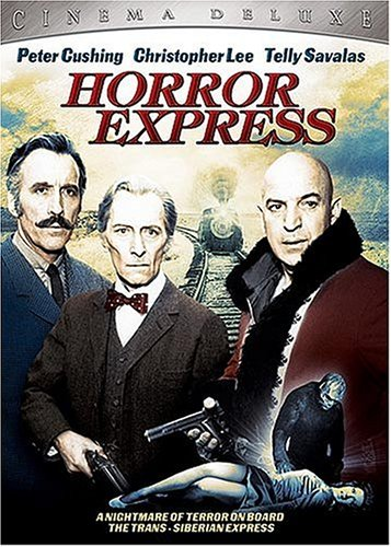 Horror Express (Pioneer) DVD Image