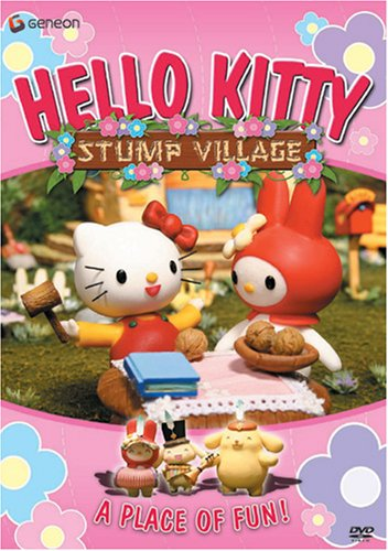 Hello Kitty: Stump Village #1: A Place of Fun! DVD Image