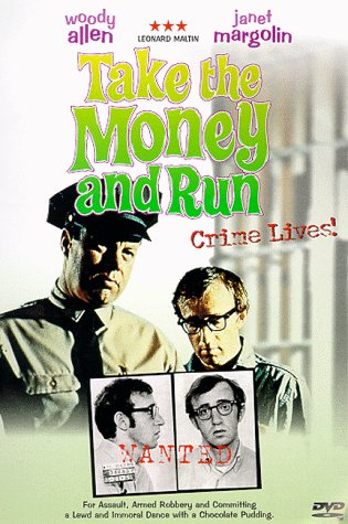 Take The Money And Run (Anchor Bay) DVD Image