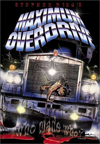 Maximum Overdrive (Anchor Bay) DVD Image