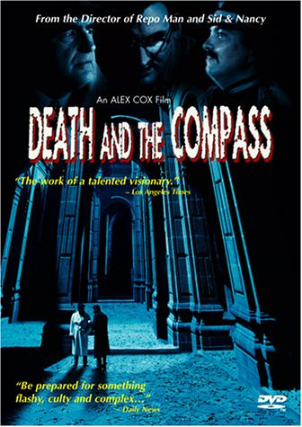 Death And The Compass (Special Edition) DVD Image