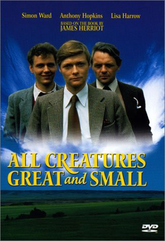 All Creatures Great And Small (1974) DVD Image