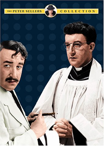 Peter Sellers Collection: I'm All Right Jack / Smallest Show On Earth / Carlton-Browne Of The F.O. / Two-Way Stretch / Hoffman DVD Image