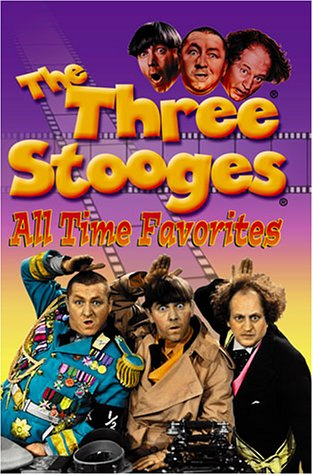 Three Stooges: All Time Favorites: Family Album / Jerks Of All Trades / Kook's Tour DVD Image