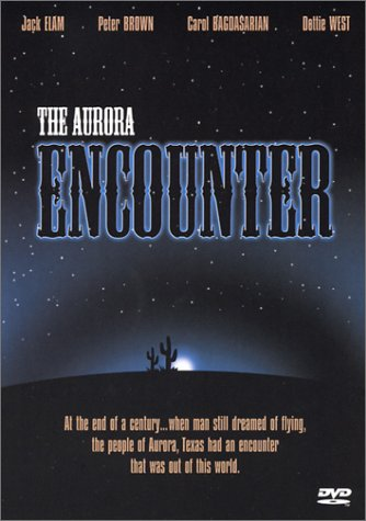 Aurora Encounter DVD Image