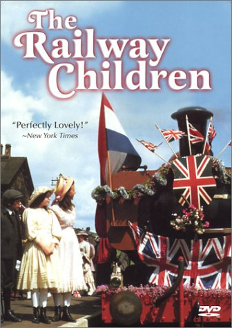 Railway Children (1970) DVD Image