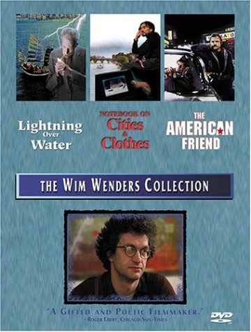 Wim Wenders Collection: The American Friend / Nick's Film: Lightning Over Water / Notebook On Cities And Clothes DVD Image