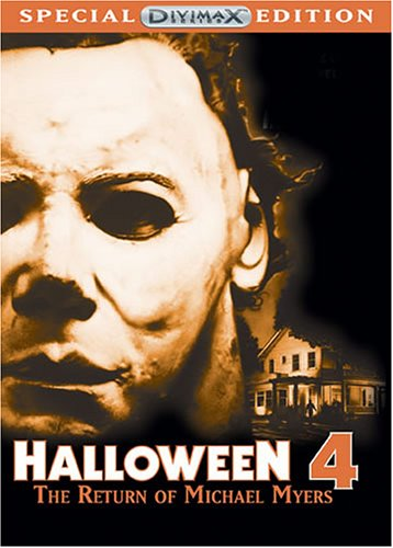 Halloween IV: The Return Of Michael Myers (Special Edition) DVD Image