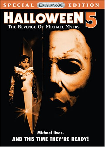 Halloween V: The Revenge Of Michael Myers (Special Edition) DVD Image