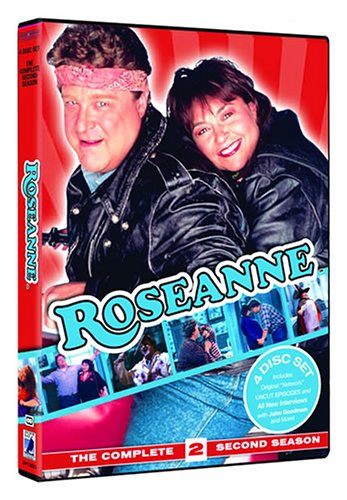 Roseanne: The Complete 2nd Season DVD Image