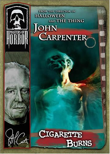 Masters Of Horror: John Carpenter: Cigarette Burns (Special Edition) DVD Image