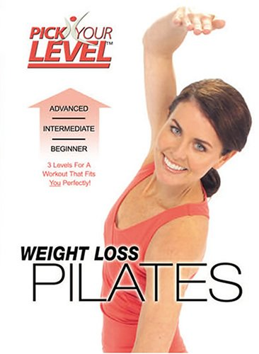 Pick Your Level: Weight Loss Pilates DVD Image