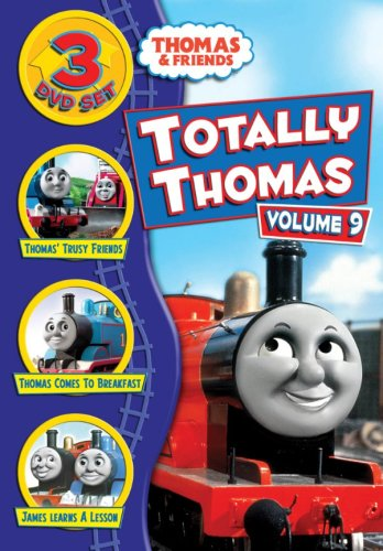 Thomas [The Tank Engine] & Friends: Totally Thomas (Anchor Bay), Vol. 9 DVD Image