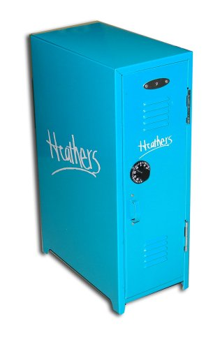 Heathers (DVD & Blu-ray Combo/ Gym Locker Package) DVD Image
