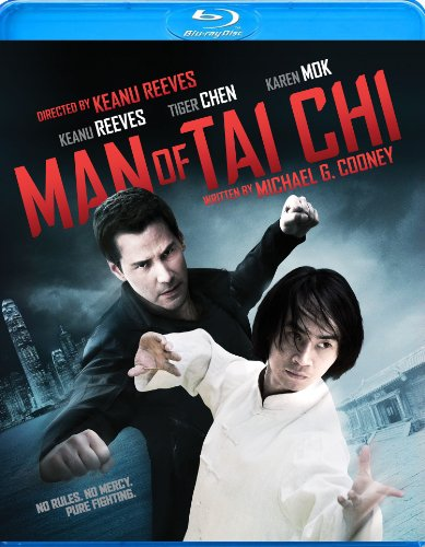 Man of Tai Chi [Blu-ray] DVD Image