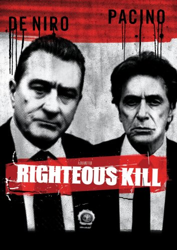 Righteous Kill DVD Image