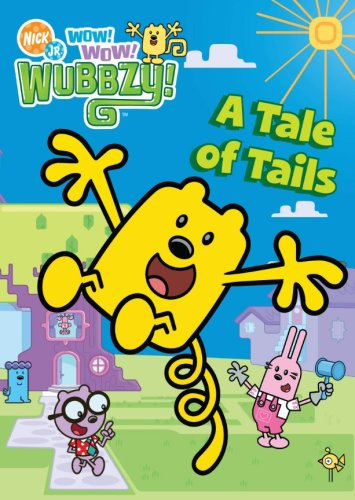 Wubbzy: A Tale Of Tails DVD Image