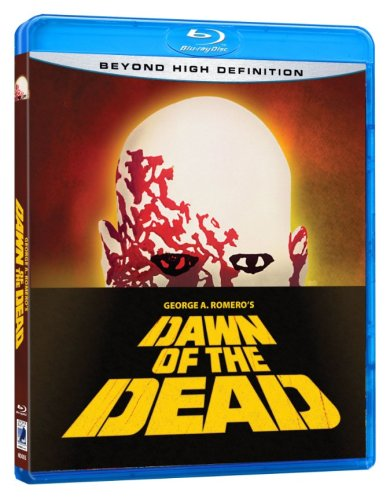 Dawn Of The Dead (1978/ Widescreen/ Blu-ray) DVD Image