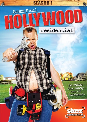 Hollywood Residential DVD Image