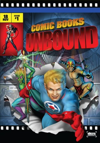 Comic Books Unbound DVD Image