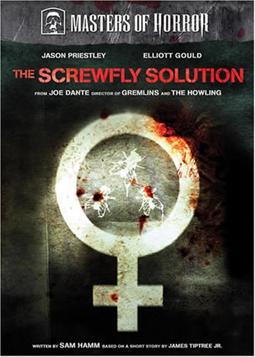 Masters Of Horror: Joe Dante: The Screwfly Solution DVD Image
