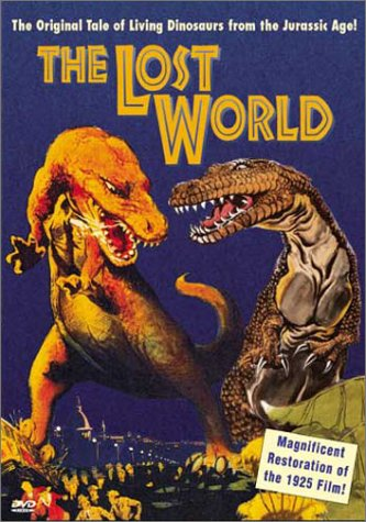 Lost World (1925/ Special Edition/ Image) DVD Image