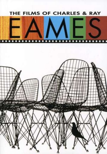 Films Of Charles And Ray Eames #1 - 6 DVD Image