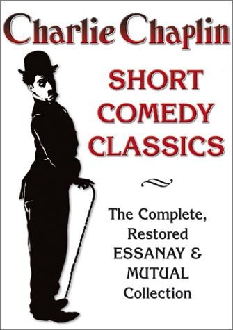 Charlie Chaplin Short Comedy Classics: The Complete Restored Essanay & Mutual Collection DVD Image