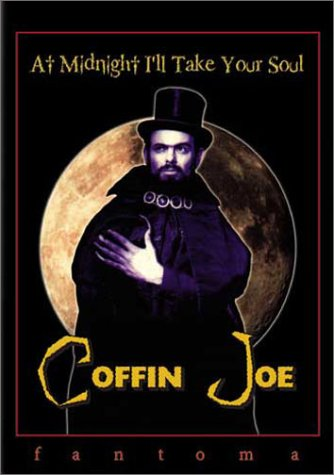 Coffin Joe: At Midnight I'll Take Your Soul (Image) DVD Image
