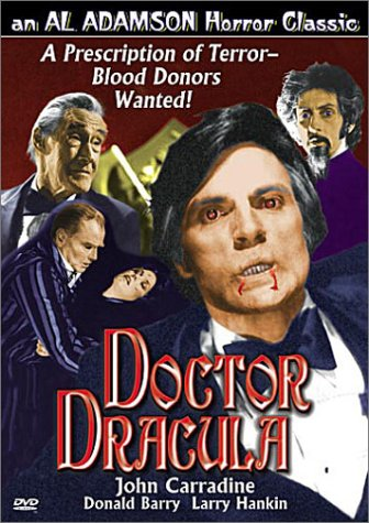 Doctor Dracula DVD Image