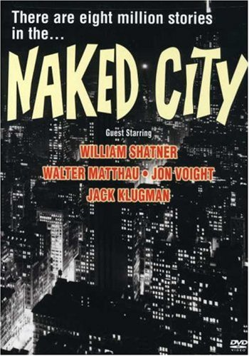 Naked City (1958): Portrait Of A Painter DVD Image
