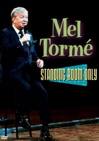 Mel Torme: Standing Room Only DVD Image
