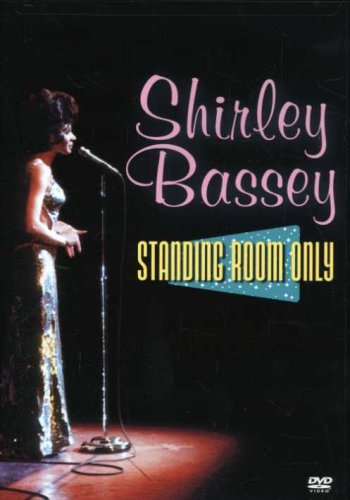 Shirley Bassey: Standing Room Only DVD Image